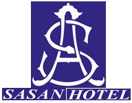 Sasan Hotel Shiraz Logo