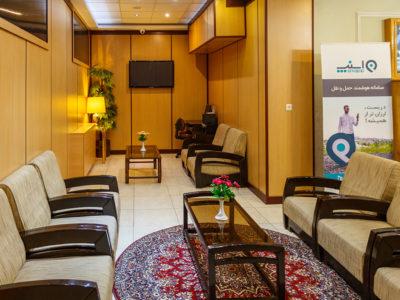 Sasan Hotel Shiraz Lobby