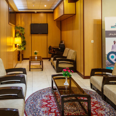 Sasan Hotel Shiraz Lobby 2