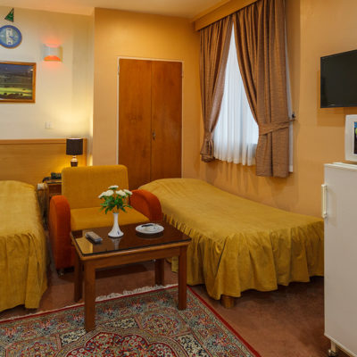 Sasan Hotel Shiraz Suite Room 4