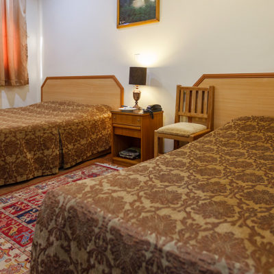 Sasan Hotel Shiraz Twin Room