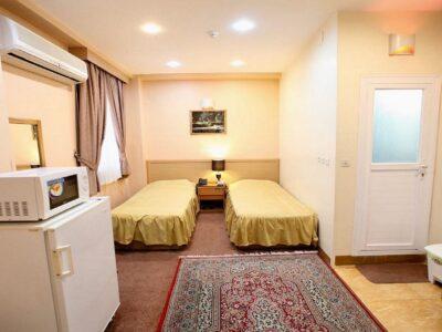Sasan Hotel Shiraz Four Person Suite