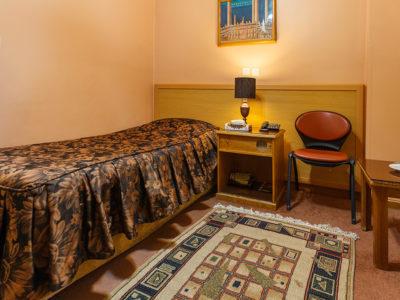 اتاق یک تخته هتل ساسان شیراز