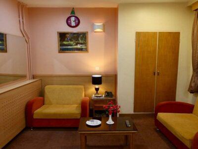 سوئیت دو نفره هتل ساسان شیراز